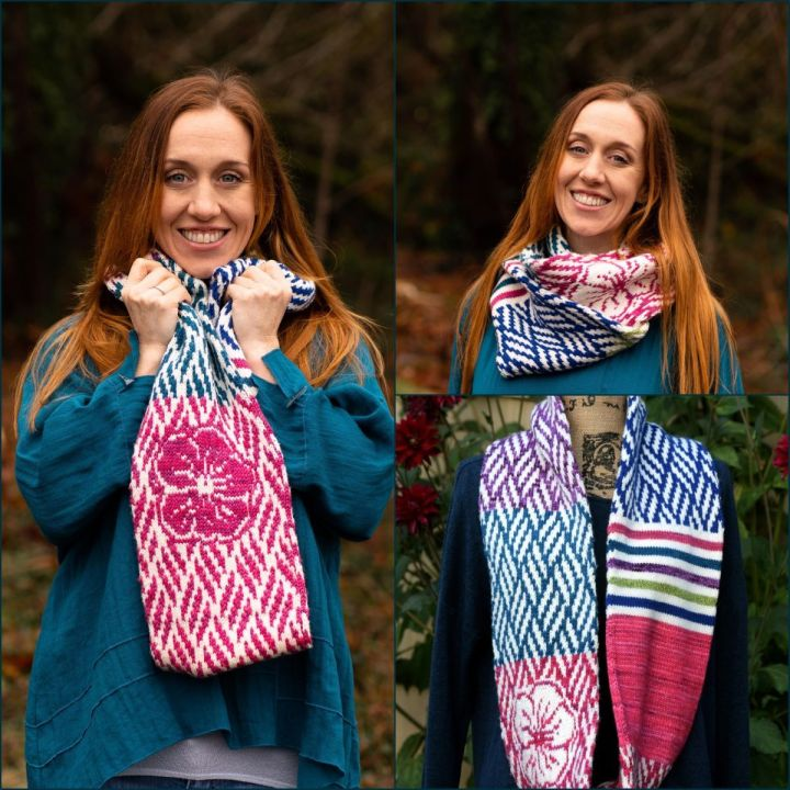 Knit Equals Joy Collage