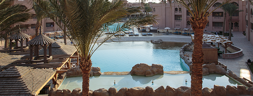 Sea World Resort in Hurghada