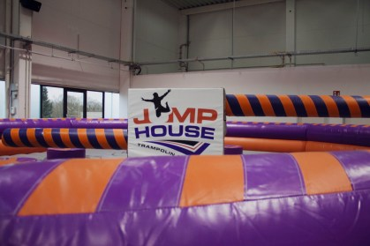 SurvivalJUMP im JUMP House Poppenbüttel