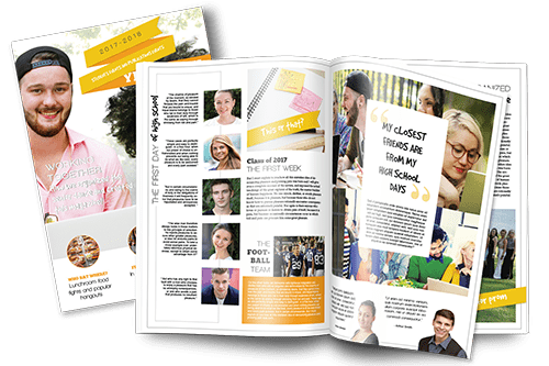 How to make a magazine for a school project online magazine editor