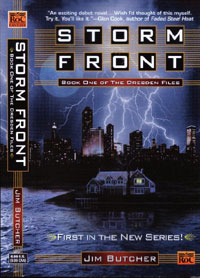 Storm Front (Book 1) by Jim Butcher