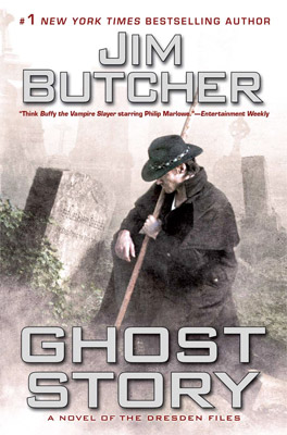 Ghost Story (Book 13) by Jim Butcher