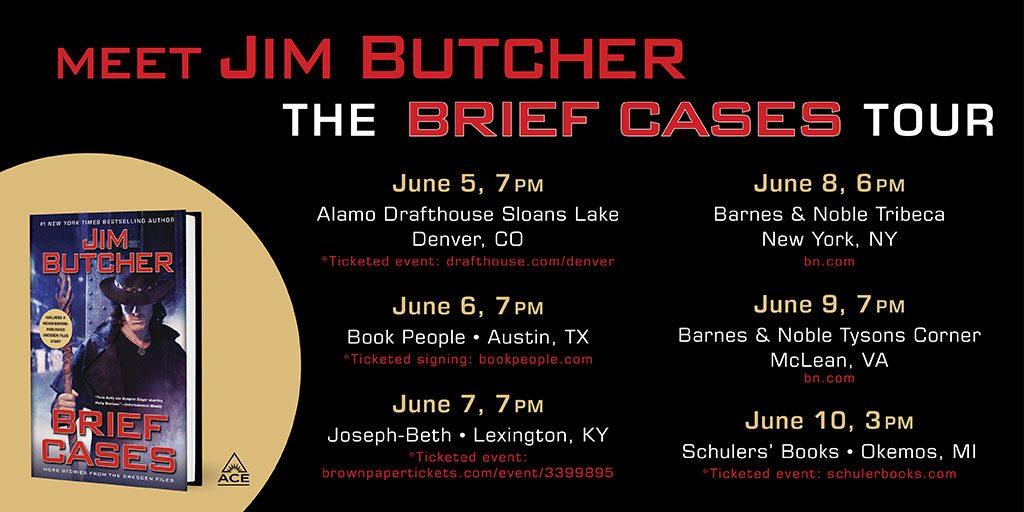 jim butcher the online