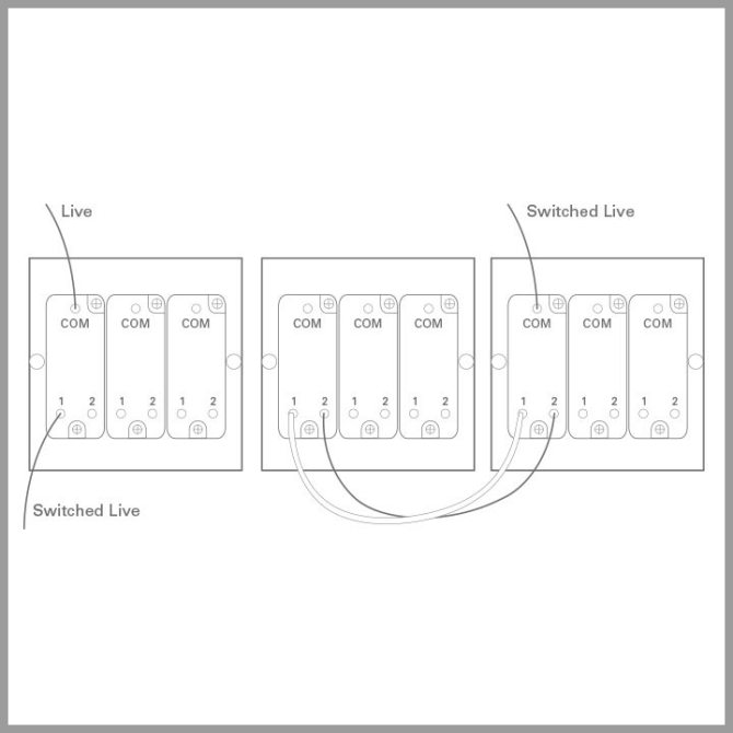 guide to wiring switches  sockets  knowledge base  jim
