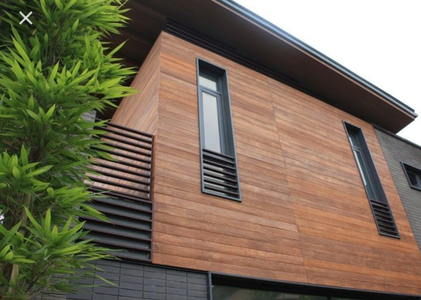Composite Wood Cladding Specialists Jim Alcock Builders
