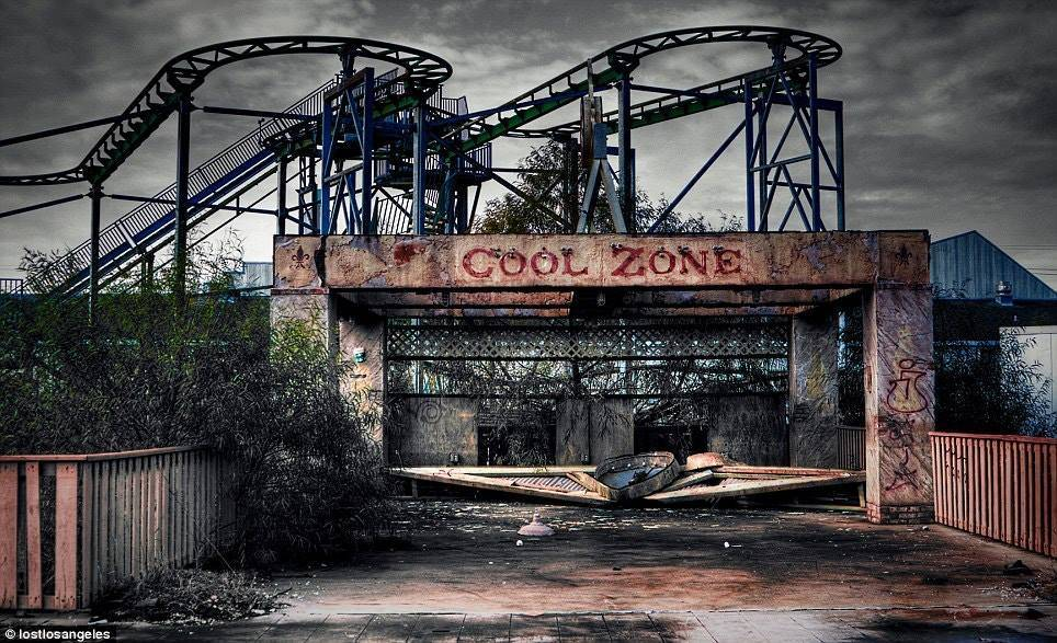 Random Note #132,673 — South Australia, A Dilapidated Theme Park