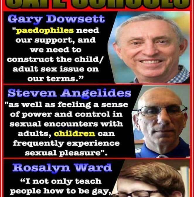 "The Australian ""Safe Schools"" Program and La Trobe University"