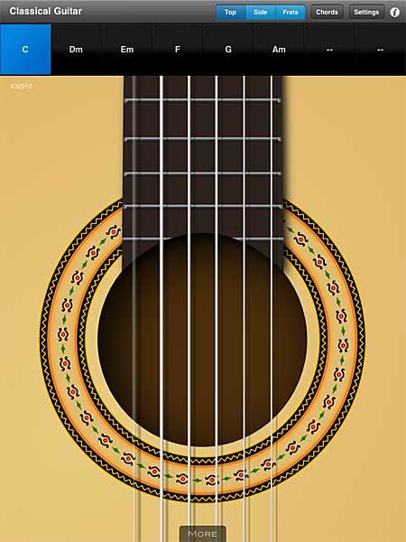 Classical-guitar-app