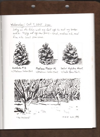 The Orchard - Journal Page