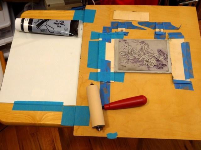 Magnolia Plate Setup