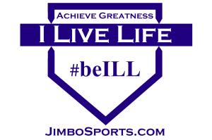 I Live Life banner homeplates