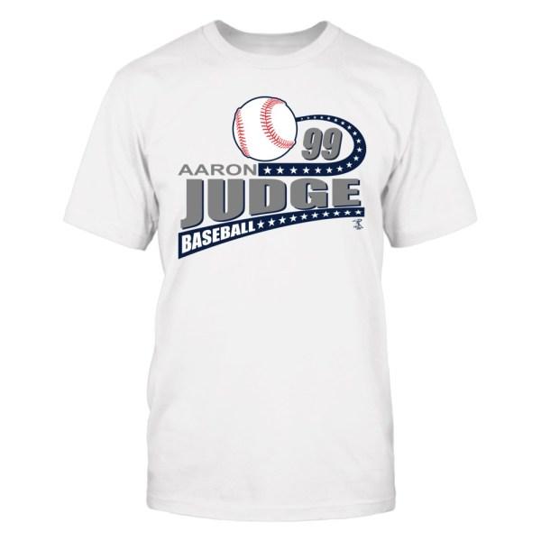 Aaron Judge- Baseball Shirt
