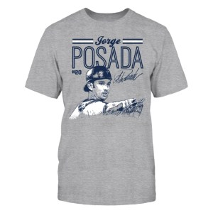 Jorge Posada - Player Portrait