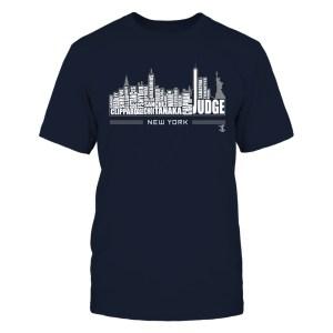 New York Baseball Team Skyline 2017