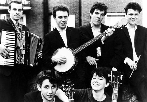 These fresh-faced young people were called The Pogues