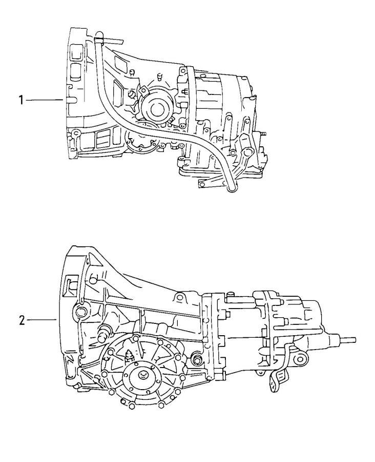 1985 Audi 5000 Turbo 3 speed automatic transmission 5