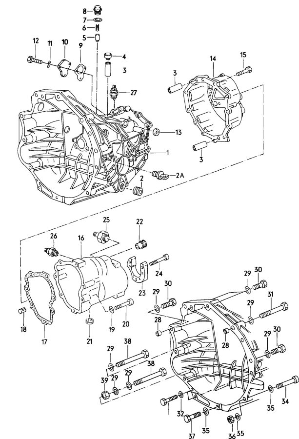 Audi quattro Switch limited slip differential for