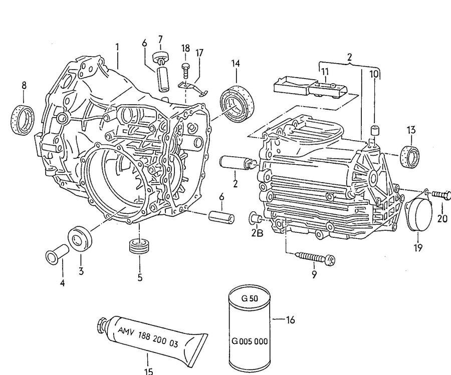 Audi 90 Shift rod seal also use:. TRANSMISSION SHIFT ROD