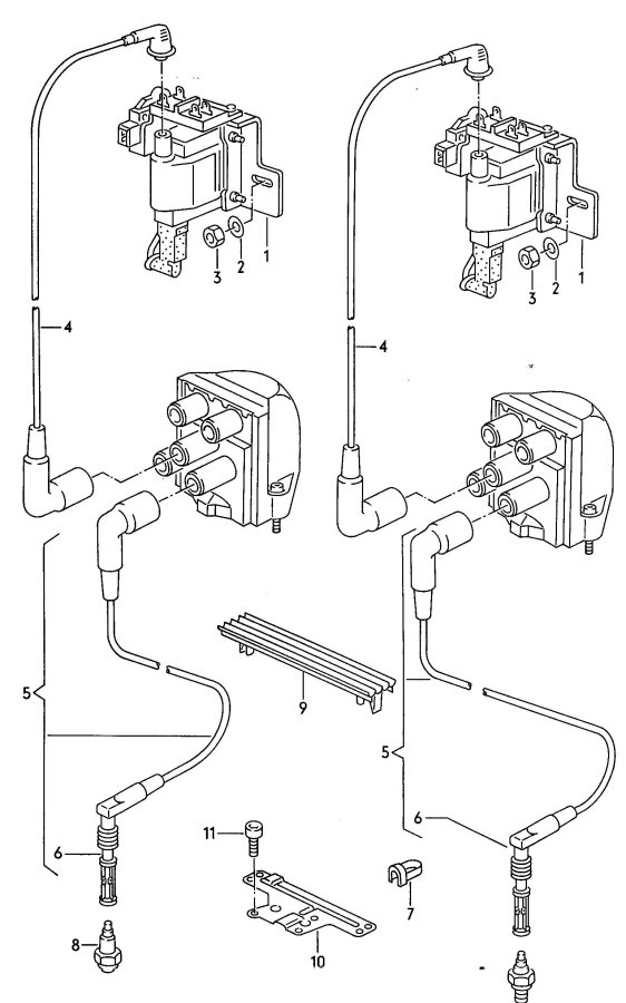 Service manual [How To Replace Ignition Coil For A 1990