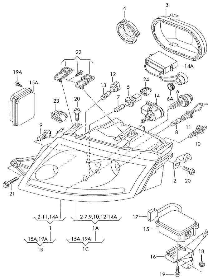 Towing Wiring Diagram Jeep Xj