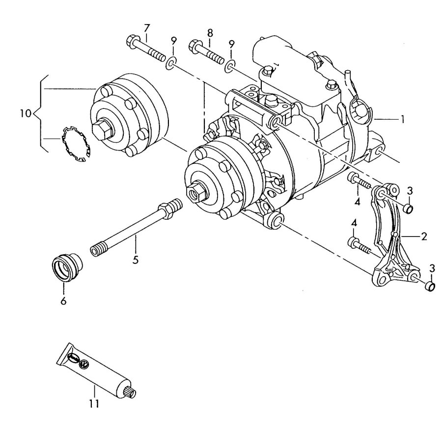 [DIAGRAM] Audi Allroad Engine Diagram FULL Version HD