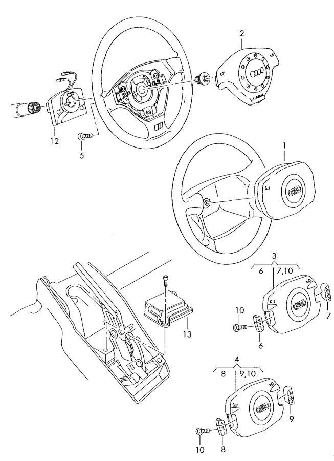 Audi A6 Sabre(black). Response, Cellular, Internal