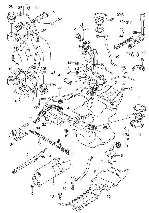 Fuel suction jet pump