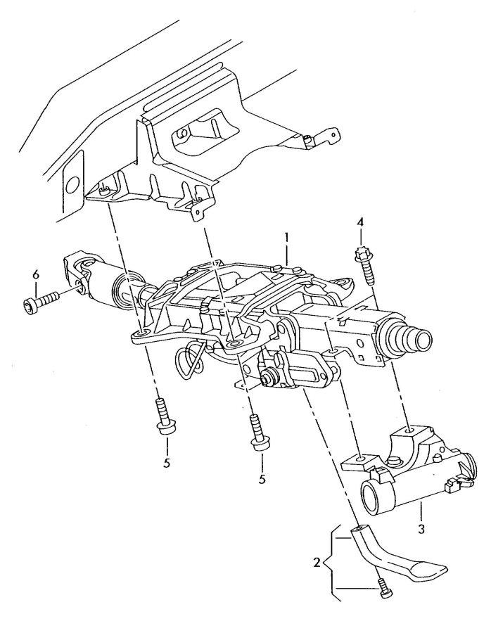 2008 Audi RS4 Cabriolet Steer column. Steering column
