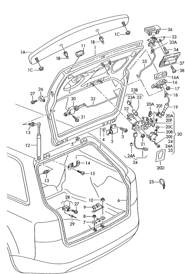 [DIAGRAM] Wiring Diagram Audi A6 2000 FULL Version HD