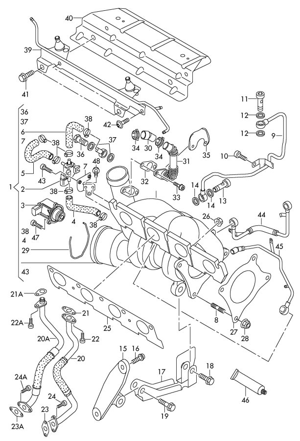Audi TT Coupe Cut-off valve contained in key: only for