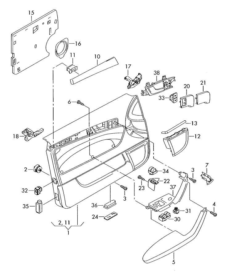 [DIAGRAM] Audi A3 Sportback 2011 Wiring Diagram FULL