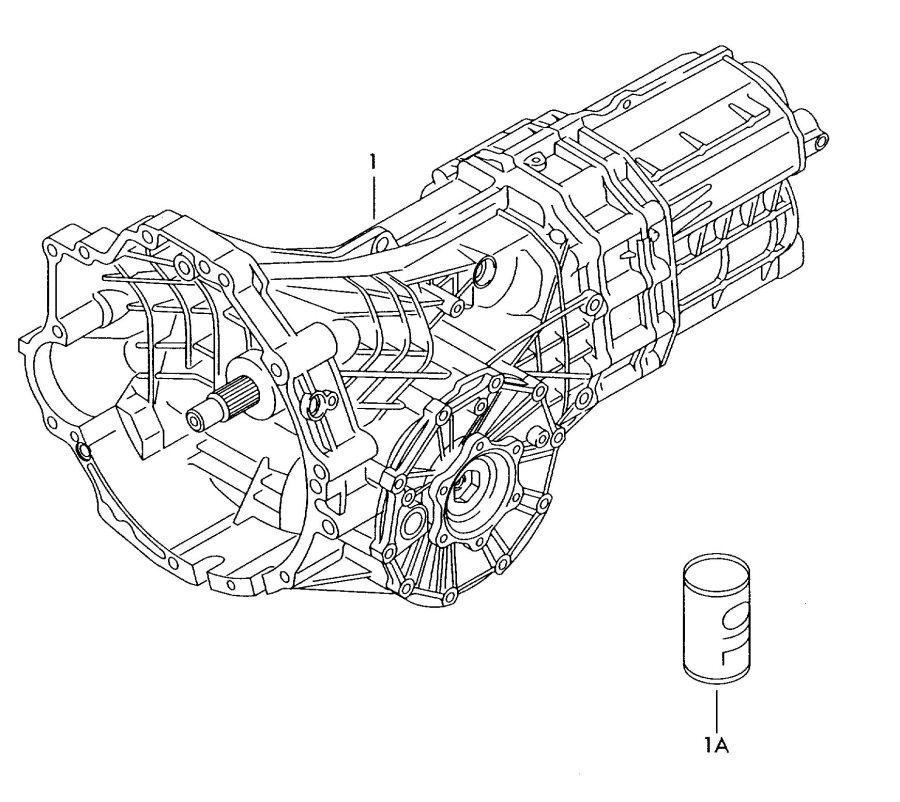 Audi 6 speed manual transmission 6 speed manual