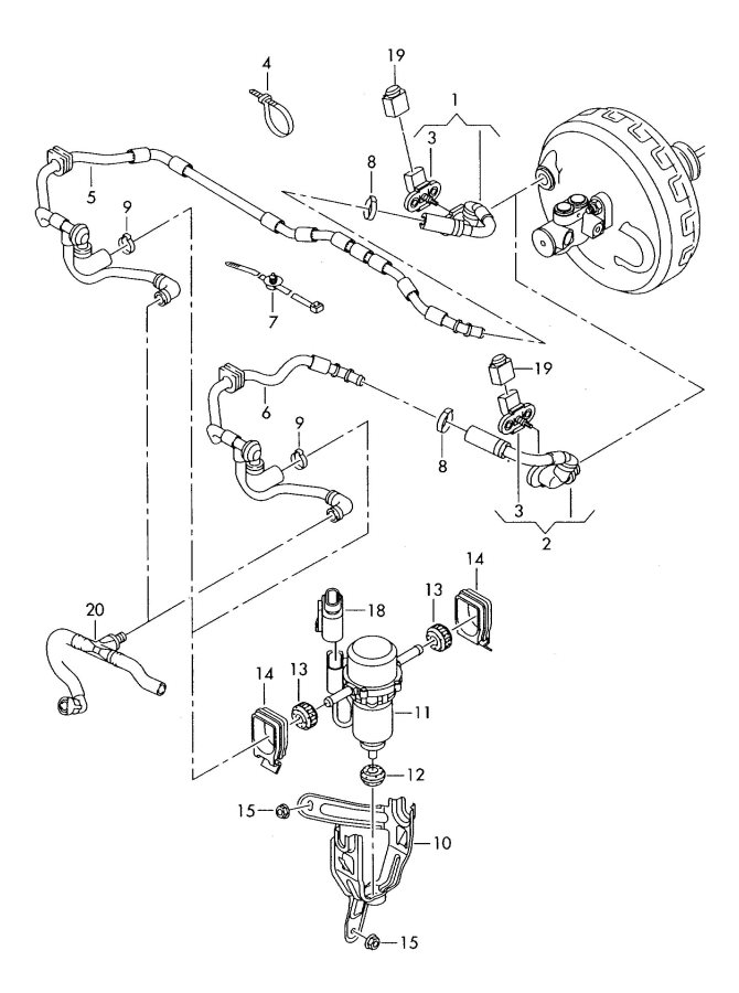 Service manual [How To Remove Vapor Canister 1987 Audi