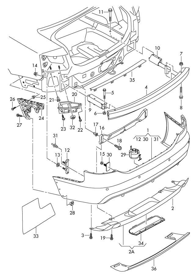 Audi A6 Adjustment part. ADJUSTMENT PARTS. ADJUSTING PART