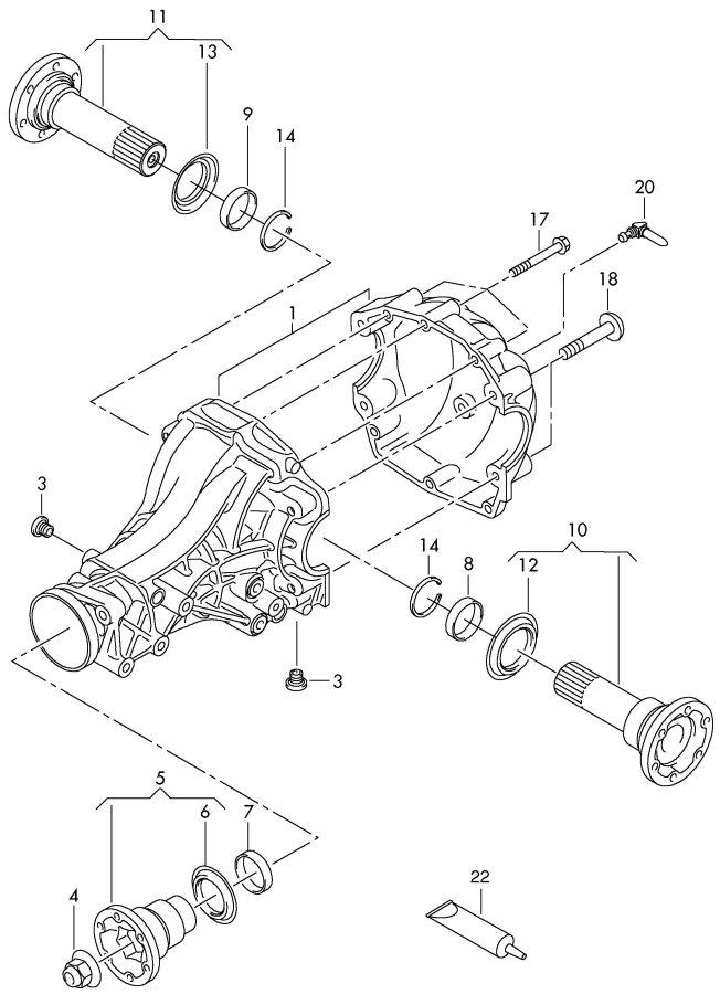 2008 Audi A6 Hexagon socket flat head bolt. TORX SOCKET