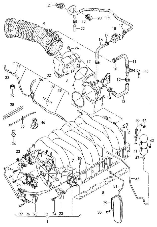 4.2 Intake Manifold Replacement