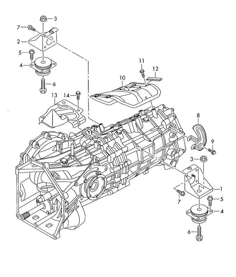 Service manual [2008 Audi R8 Transmission Line Diagram Pdf