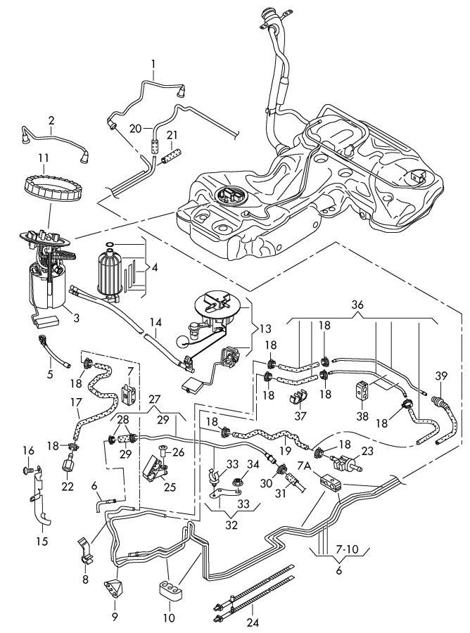 [DIAGRAM] 2004 Audi A4 Engine Diagram FULL Version HD