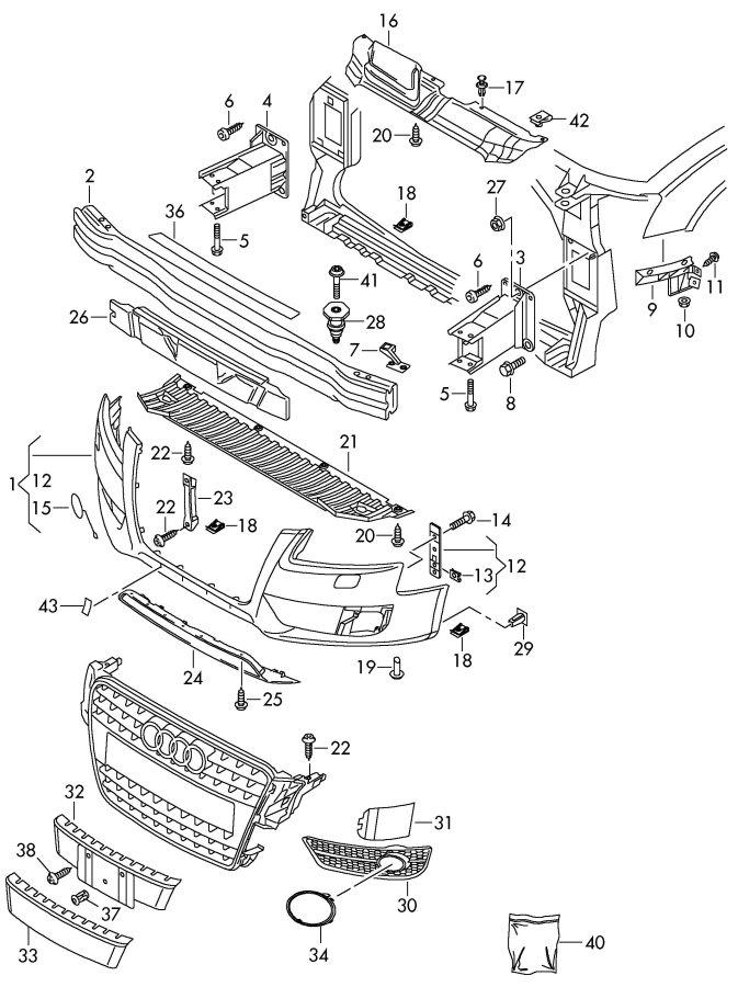 Audi A4 1 8t 203 Engine Diagram