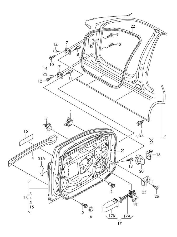 2011 Audi A4 Quattro Avant * note technical window