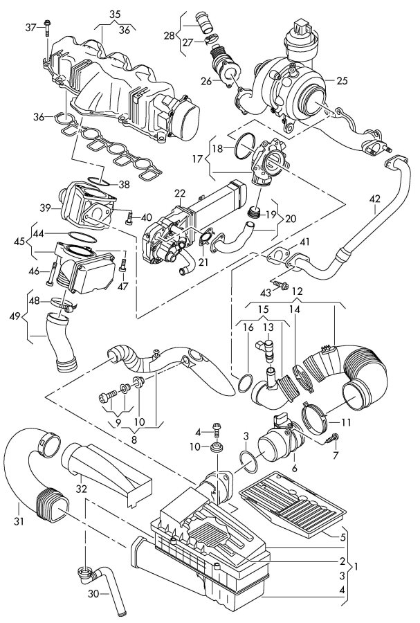[DIAGRAM] Audi A3 Sportback 2005 Wiring Diagram FULL