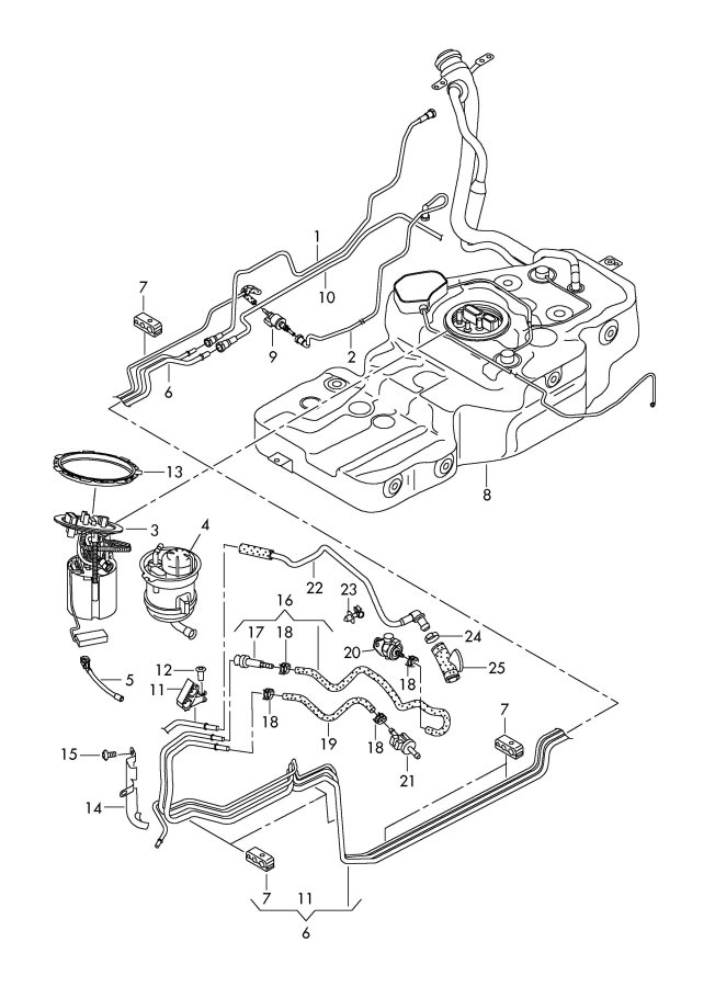 Audi Tfsi Engine Diagram