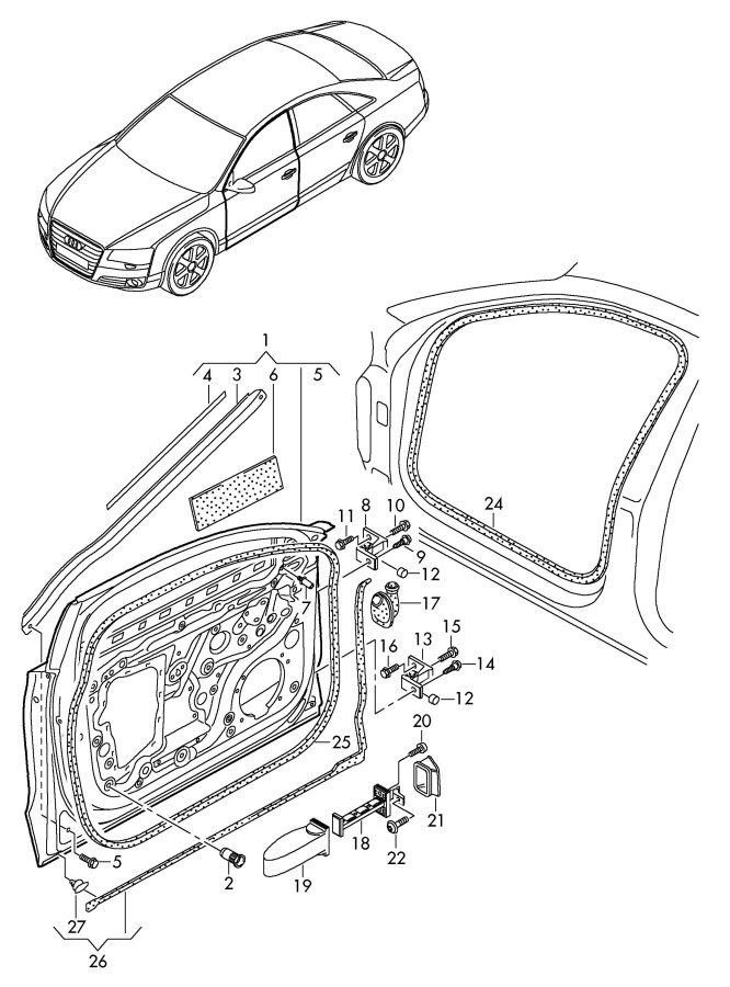 Audi S4 Ledningsdiagram Light