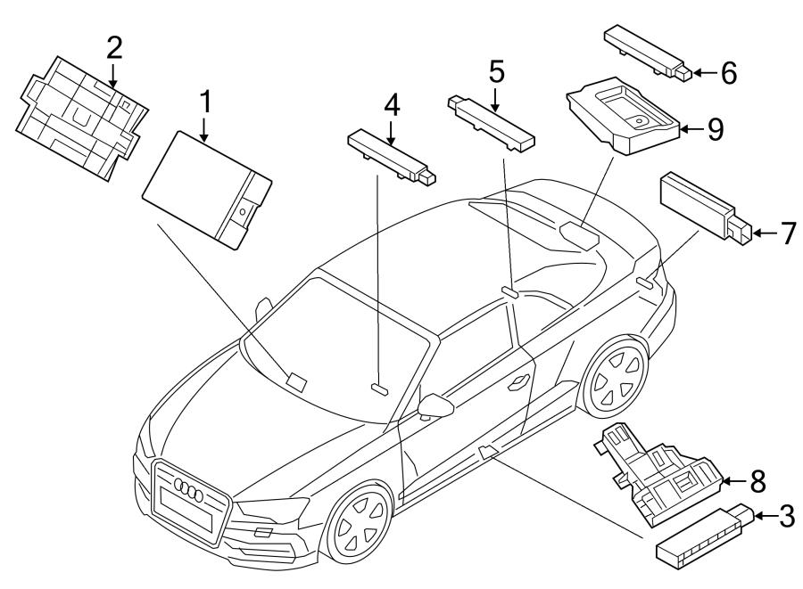 [DIAGRAM DOWNLOAD] Wiring Diagram For Audi A3 HD Quality