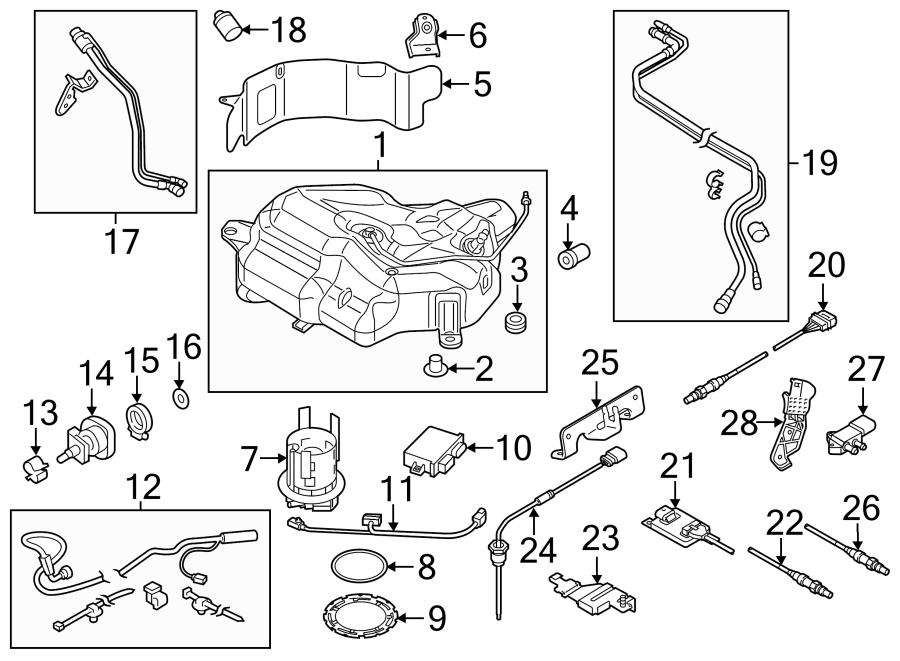 audi q7 3 0 tdi engine diagram