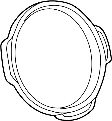 2016 Audi Q5 Ring. Steering Wheel Trim. Trim ring