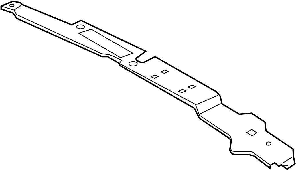 2012 Audi S5 Bracket for amplifier as required use