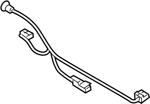 Wiring Harness For Audi Cabriolet Antenna