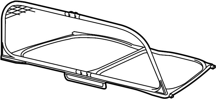 Audi A5 Cabriolet Windscreen. Set, Spare, Breakdown