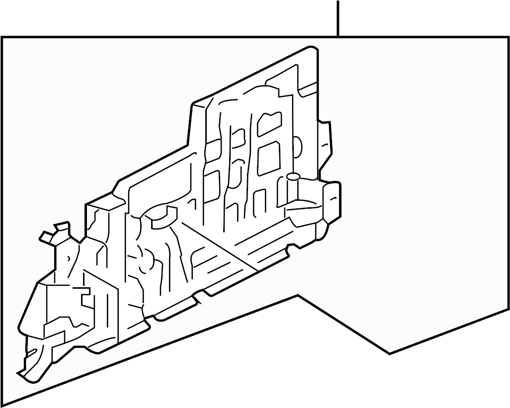 Audi S8 Main Fuse Box